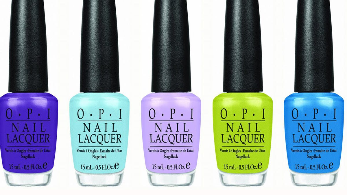 Your Top Five Picks For Best Nail Polish