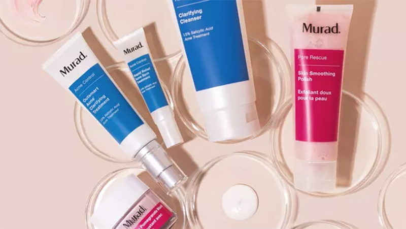 20% Off Acne Control and Pore Rescue Products | Murad | Promo code CLEARSKIN