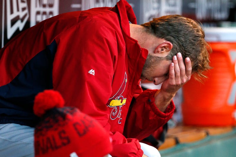 Illustration for article titled The Cardinals Lost Their Second Game