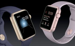 Illustration for article titled Nuevos modelos de Apple Watch Sport, watchOS 2 llega el 16 de septiembre