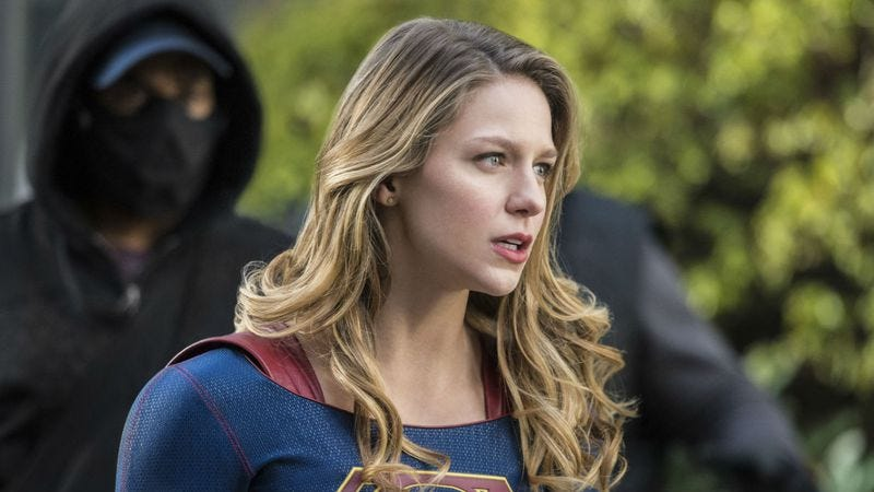 Melissa Benoist stars in Supergirl (Photo: The CW)