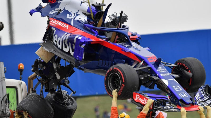Illustration for article titled Why Your F1 Team Sucks 2019: Scuderia Toro Rosso