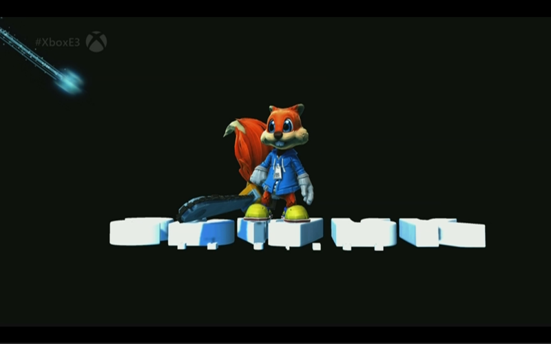 Illustration for article titled Conker Is Coming Back In Project Spark
