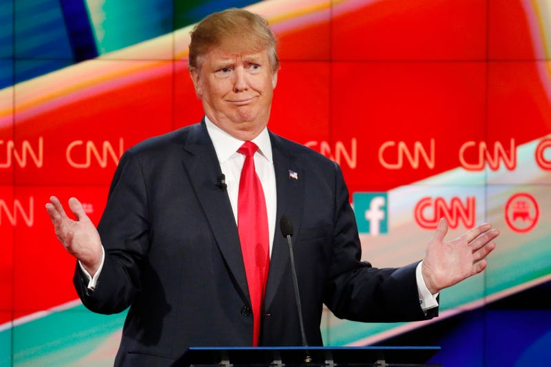 Illustration for article titled Donald Trump Has No Idea What America's Nuclear Triad Is