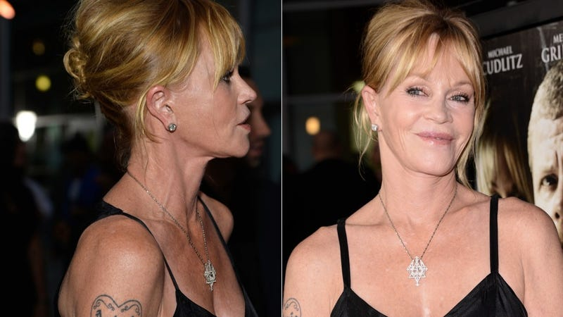 Illustration for article titled Melanie Griffith Has a Some New Music She Wants You to Listen To