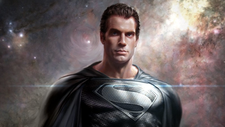 Illustration for article titled Superman gets red underwear in Man of Steel concept art