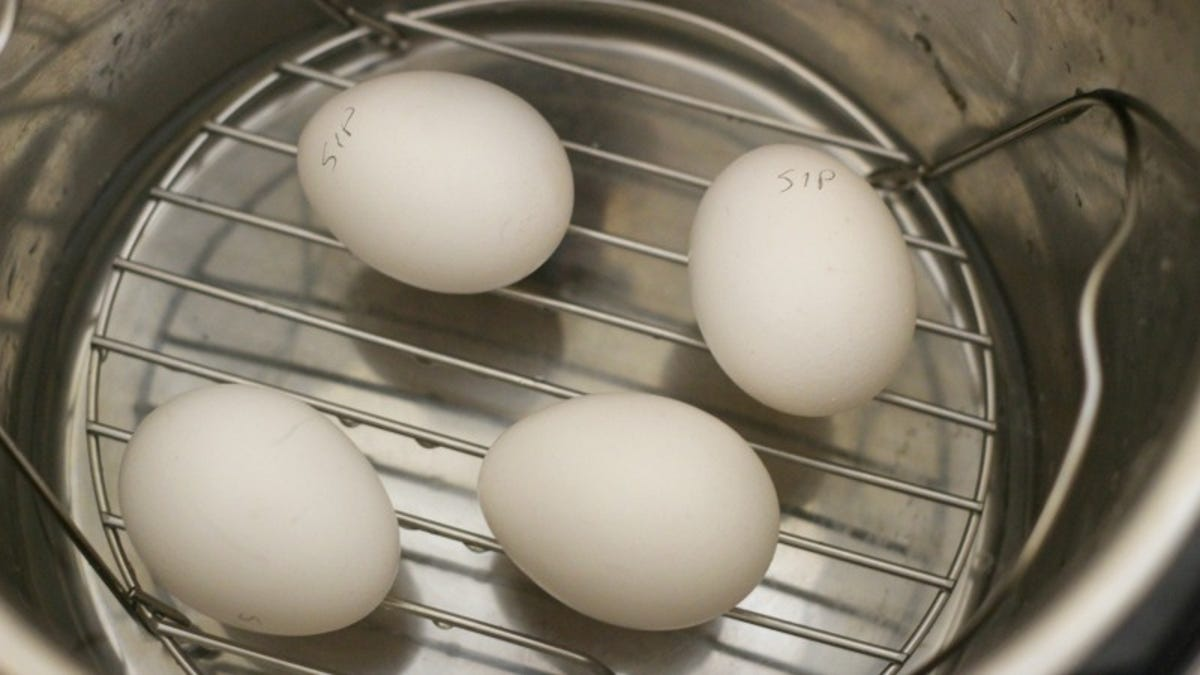 How to Make Hard Boiled Eggs That Will Peel, Dammit
