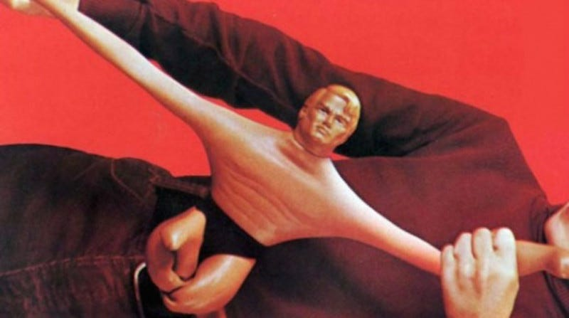 Illustration for article titled Netflix Is Making a Stretch Armstrong Show for Some Astonishing Reason