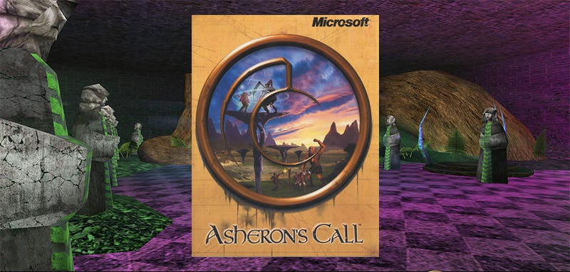 Illustration for article titled Asheron's Call Calls It Quits After 17 Years