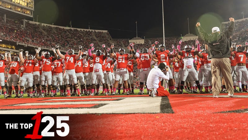 Illustration for article titled The Buckeyes Are Out For Blood: 125 FBS Teams, Ranked