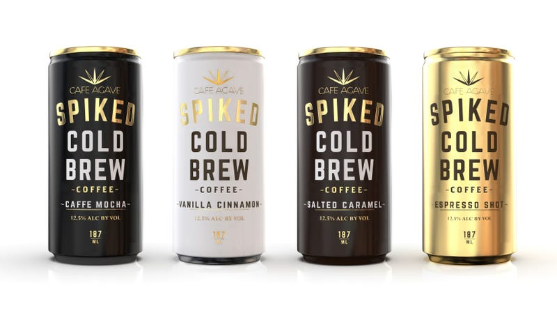 Illustration for article titled Spiked cold brew delivers wine'sABV with coffee'sbuzz