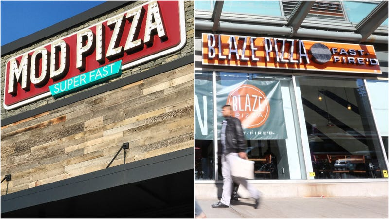 Illustration for article titled The two fastest-growing restaurant chains in the U.S. are both pizza joints