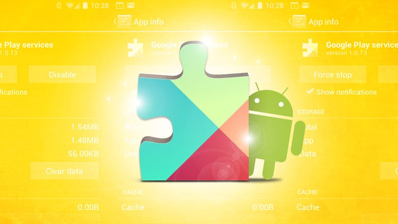 Illustration for article titled Why Google Play Services Are Now More Important Than Android