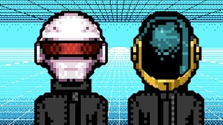 Illustration for article titled Listen to two full albums of Daft Punk songs, remixed as Nintendo soundtracks