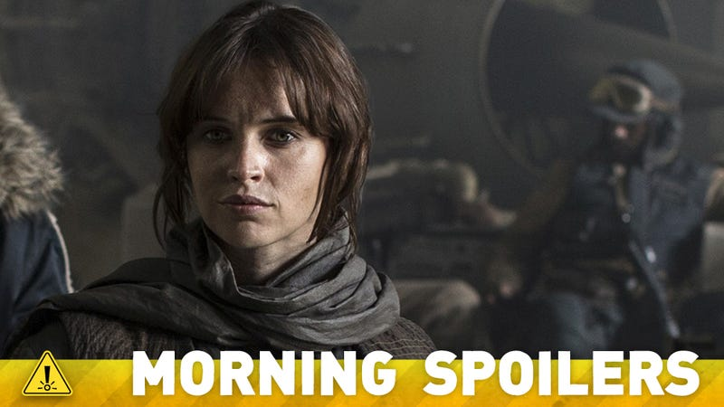 Rogue One Could Feature a Star Wars Character We Thought We'd Never See Again