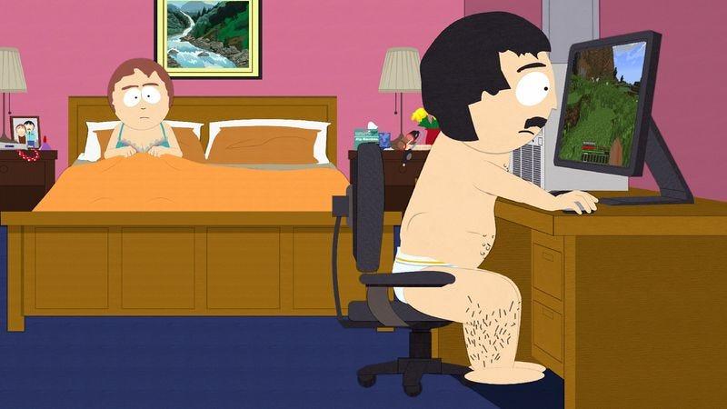 """Illustration for article titled South Park: """"Informative Murder Porn"""""""