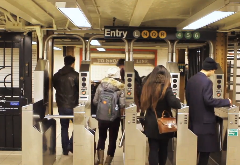 Illustration for article titled Csodálatos szimfóniát is lehetne varázsolni a metró hangjaiból