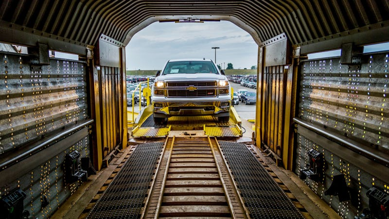 Illustration for article titled 2014 Silverado Is Most Corrosion-Resistant Chevrolet Truck
