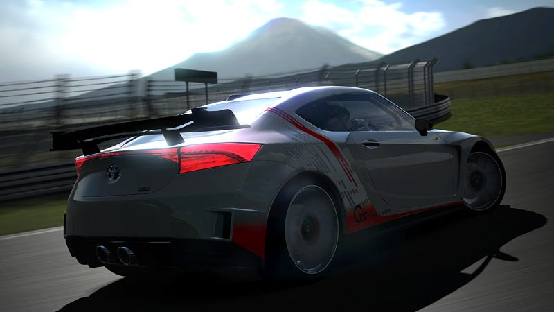 Illustration for article titled New Gran Turismo 5 Trailer Breaks Free From Its Wind Tunnel Prison