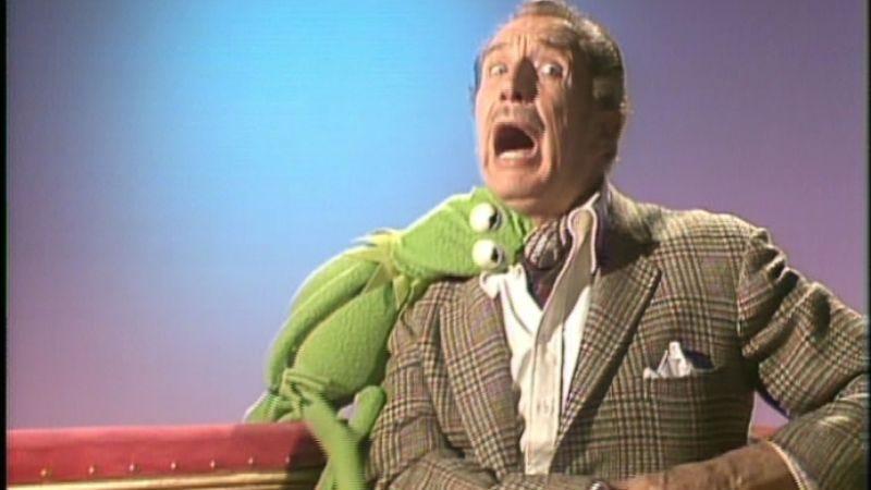 "Illustration for article titled The Muppet Show: ""Episode 118: Phyllis Diller""/""Episode 119: Vincent Price"""