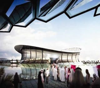 Illustration for article titled Qatar's World Cup Stadiums Could Be Logistical Nightmares