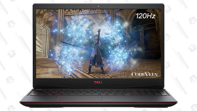 Get $370 off a Dell G3 Gaming Laptop and Add Some Portability to Your Gaming Life