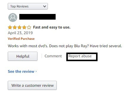 fake review spotter