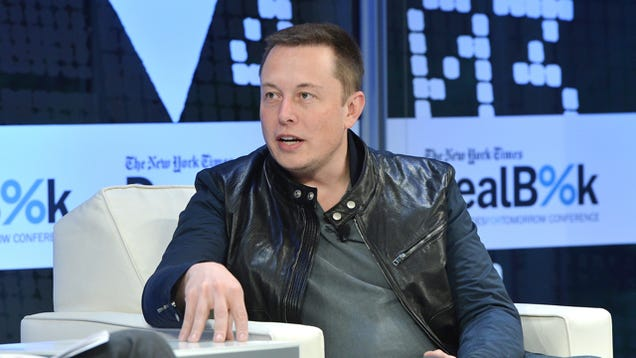 Elon Musk Will Bankrupt Mr Burns On The Simpsons