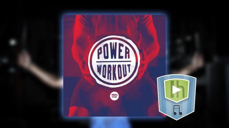 Illustration for article titled The Power Workout Playlist