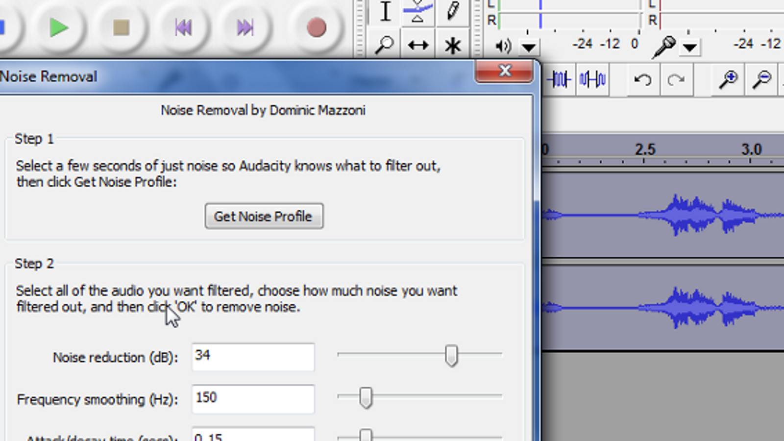 Use Free Software to Clean Up Noisy Audio Files