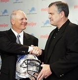 Illustration for article titled Rod Marinelli And Matt Millen Are Only Michigan Residents To Find Work