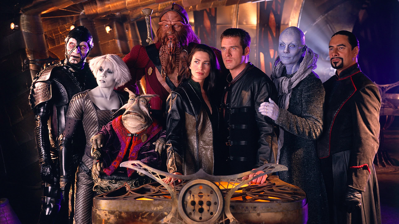 Illustration for article titled The Farscape Movie is Officially Happening