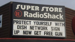 Illustration for article titled Sign Up for Dish Network, Get a Free Gun