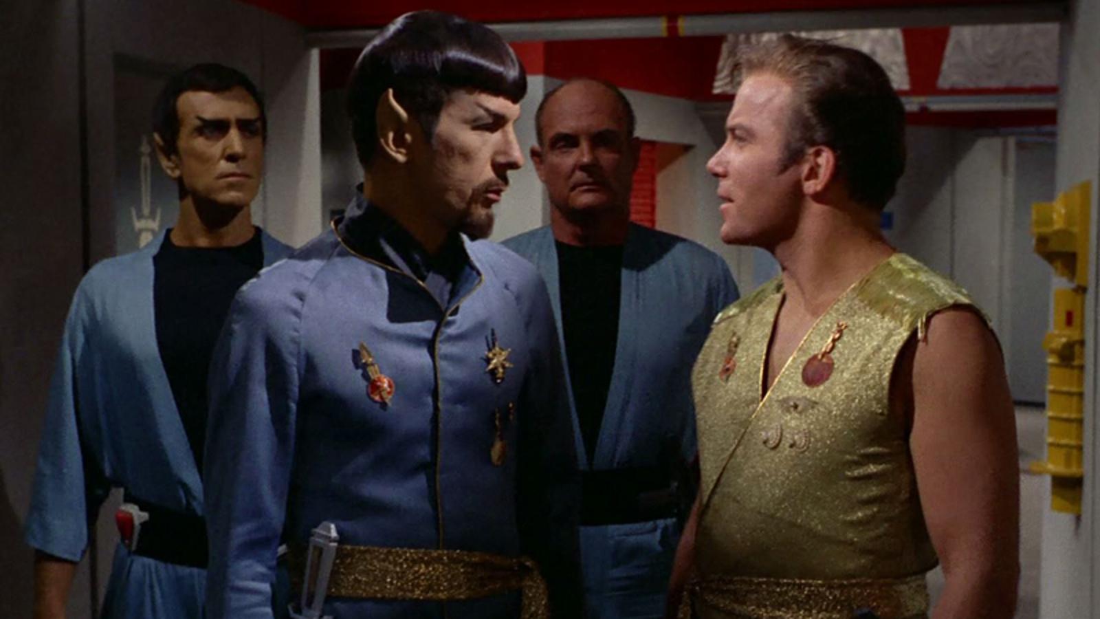 Happy 50th Birthday To Star Trek S Mirror Universe
