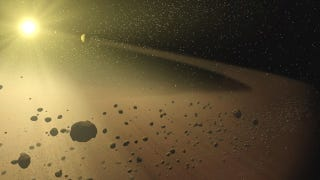Illustration for article titled 10 Coolest Fictional Asteroids of All Time