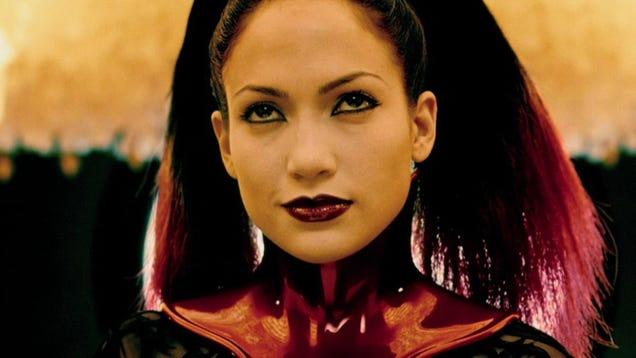 Jennifer Lopez Will Battle a Killer AI in a New Netflix Movie