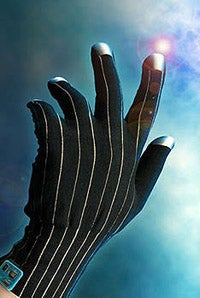 Illustration for article titled Prototype Bluetooth Glove Brings New Possibilities to Gaming