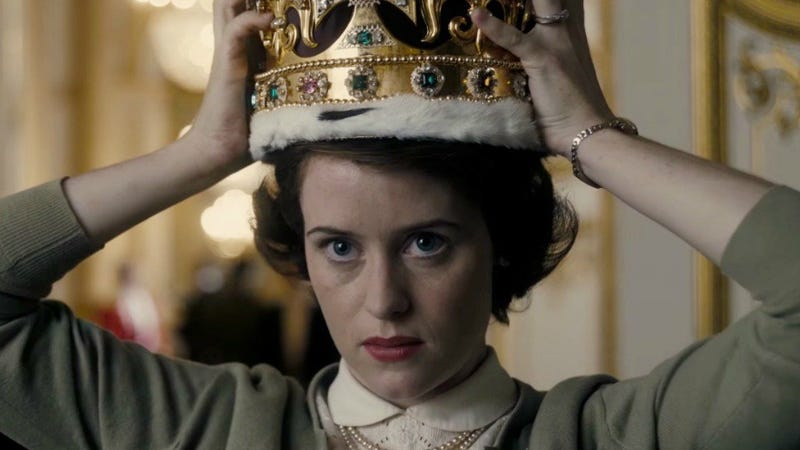 Illustration for article titled Claire Foy's 'Not Surprised' People Are Calling Out The Crown Over Gender Pay Gap
