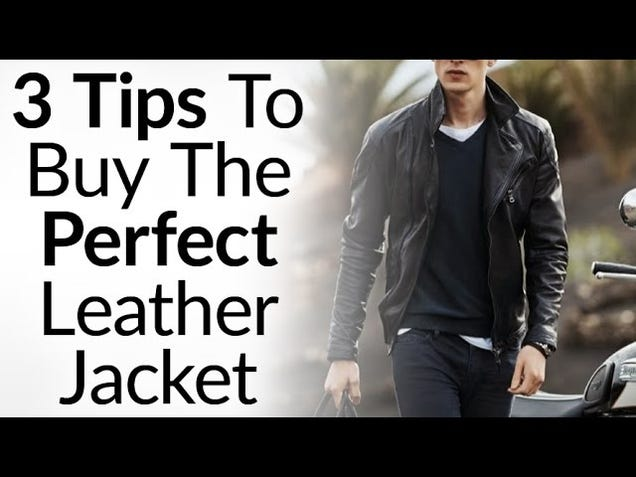 What to Look for When Shopping for a Leather Jacket