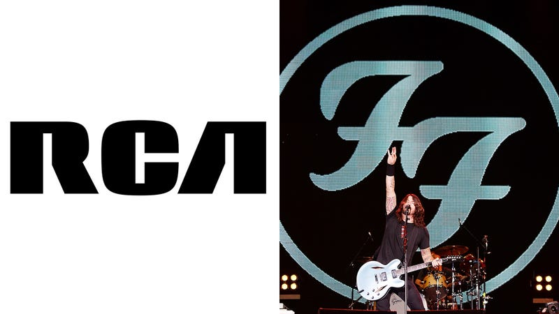 Illustration for article titled Holding Its Ground: RCA Records Just Tweeted It'll Never Pay The Foo Fighters Because Singing With Your Buds Is Not A Job