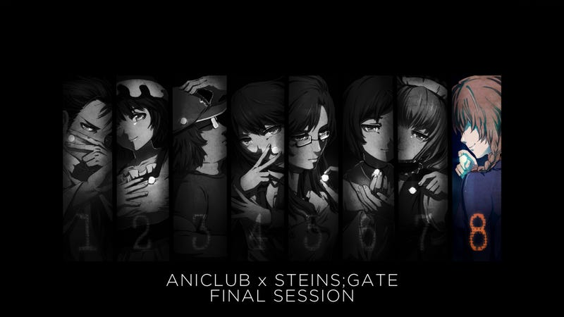 Illustration for article titled AniClub: Steins;Gate Edition: Hacking to the Gate (Ep. 22-25)