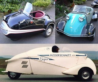 Illustration for article titled So You Want to Buy A Messerschmitt