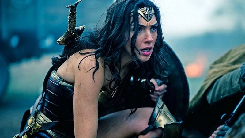 The New 'Wonder Woman' Trailer Debuted During the MTV Movie & TV Awards