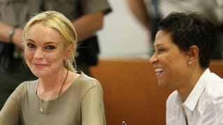 Illustration for article titled Lindsay Lohan To Plead No Contest To Theft