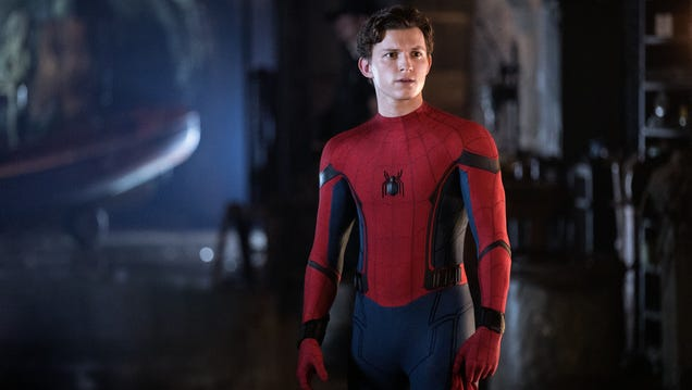 Let's see who can make the Spider-Man: Far From Home IMAX poster even worse