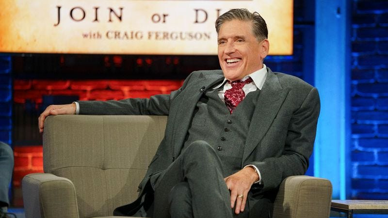 Photo: Join Or Die With Craig Ferguson