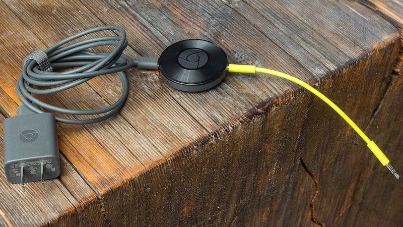 Google ha decidido que es era de decir adiós a Chromecast Audio.