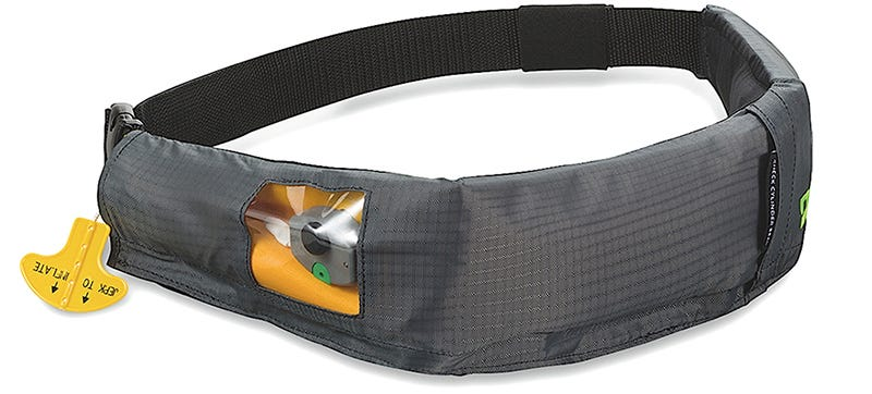 Illustration for article titled This Fanny Pack Could Save You From Drowning