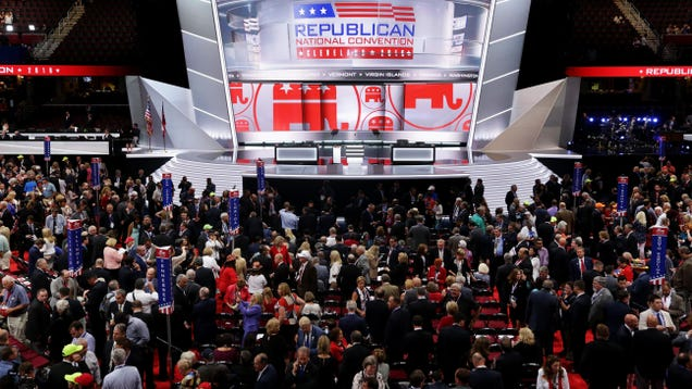Report: Russian Cyber Spies Recently Hacked the Republican National Committee