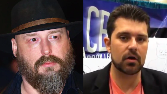 Warren Ellis and Charles Brownstein Face Public Reckonings for Alleged Sexually Predatory Behavior